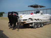 1999 Donzi 35ZFC, Very Clean 35' offshore fishing boat,