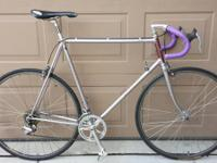 wires. This bike prepares to ride. Parts list and