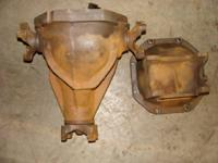 CORVETTE REAR END. 63-79. EXCELENT CONDITION INTERNALLY