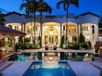 Located within the chic Gables Estates waterfront
