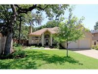 Rare 1-story in Legend Oaks. Walk to community park,