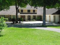 Waterside Estate on one acre. 100 ft. of improved
