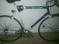 Moving Must Sell! 63cm Cannondale Athena Campagnolo,