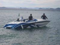 2007 Commander 26 Signature. This boat was custom built