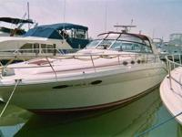 1995 Sea Ray 37 SUNDANCER Fresh water 370 Sundancer.