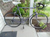 Carlton continental integrateded UK.  10 speed. 27 x