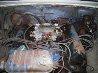 64 Ford Galaxie 500 Conv. 352 with AT, PS, 95K miles.