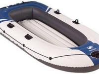 Inflatable Boat 9 ft 4 Person $63.75 New Works Great in