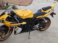 ,,..2006 Limited Edition R1 Yamaha. #64 of the 500