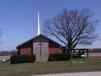 Brick Church Building Built 1964 For Sale - $64,000