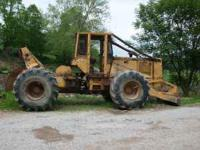 John Deere 640E Log Skidder 23.1/26 tires back are