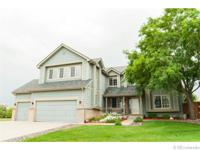 Beautiful home in the Westcliff Subdivision. Granit