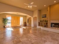 Exceptional custom home in exclusive, private gated