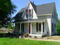 Very Rare Find!! Large remodeled 2 story farmhouse, on