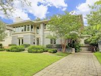 Modern prairie-style home custom-designed by Cameron