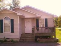 3 Bedroom, 2 Bath Separate Laundry room,