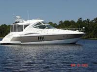 2008 Cruisers Yachts 52 EXPRESS This beautiful, well