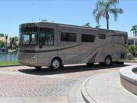 Well maintained Winnebago Journey 36G with the optional