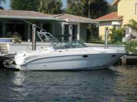 2006 Sea Ray 290 AMBERJACK Ready to go for this summer.