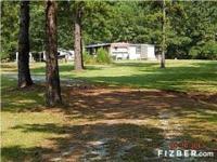 Hunter's camp. 3BR/2BA mobile house on 2.38(+/-)acres