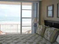 Summer Special $50 per night in new oceant front condo