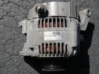 FOR SALE IS A USED ALTERNATOR FROM A 2002 JEEP GRAND