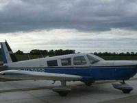 1965 Piper Cherokee 180C Single Engine Airplane for Sale in Topeka