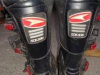 AXO Boots Perfect for Motorcycle, Snowmobile, ATV or