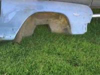 Original Front inner and outer fenders both with 327