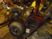 original olds cutlass 1965 motor, engine block, heads