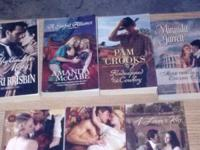 65 Harlequin romance books all in great condition a few
