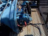 clean motor has great compression 160 lbs on both,
