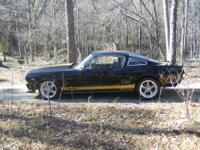 Here is my 65 Mustang, everything has been done to this