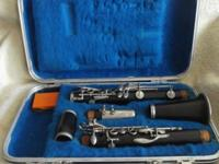 Boosey & Hawkes Soprano Clarinet manufactured in