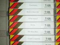 65 VHS... MOVIES & TAPES .50 EACH OR 3 FOR $1.00 OR I