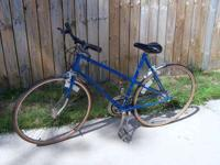 Woman?s 27? Rat Rod 10 Speed Bicycle. It is built all