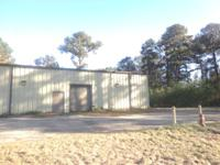 FOR RENT $650 A MONTH, BUILDING AND ONE FENCED ACRE. OR
