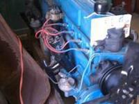 1962 Chevy 235 6cyl Excellent engine motor Chevy 235