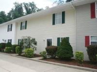 Two story, 2 bedroom , 1 &1/2 bath, washer & dryer