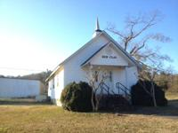 Nice little church near the Tn/Ga state line at Red