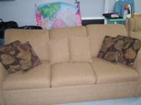 Lazy Boy Sofa Sleeper and 2 Recliners - $650 for all We