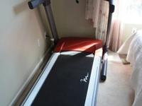 ICON FREEMOTION XTR TREADMILL - GREAT CONDITION!!! COST