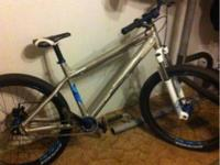 This bike is an awesome dirt jump bike, great for the