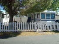 Excellent 1 bedroom home in a small quiet mobile home