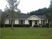 HUD Home For Sale!  Qualifies for Special $100 Down FHA