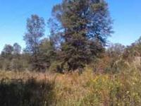 For Sale: 18.495 acres with PROTECTIVE COVENANTS...land