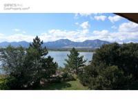 Imagine unobstructed views of Boulder's Flatirons &