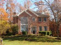 651 Wyndham Woods Circle, Harr All brick colonial