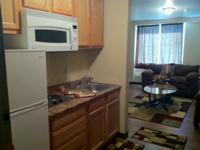 NEWLY REMODELED 1 BEDROOM APARTMENT/SUITE LOCATED IN