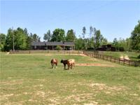Bring the Horses or Cows, This stunning farm has